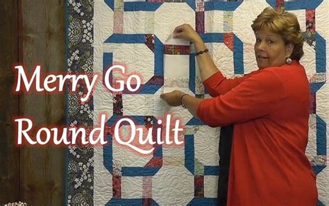 the merry go quilt doan and missouri quilt company makes piecing so simple
