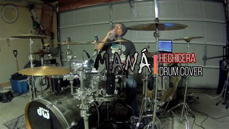 Hechicera Drum Cover