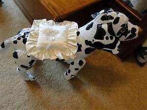 Dog ring bearer pillow ivory lace and satin wedding pet for Dog wedding ring bearer pillow