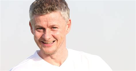 Ole Gunnar Solskjaer reacts to Manchester United drawing ...