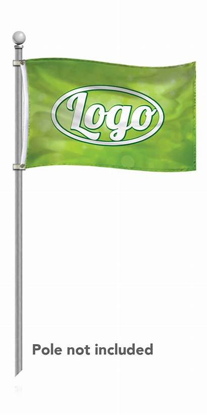 Flag Pole Custom Flags Advertising Teardrop B2sign