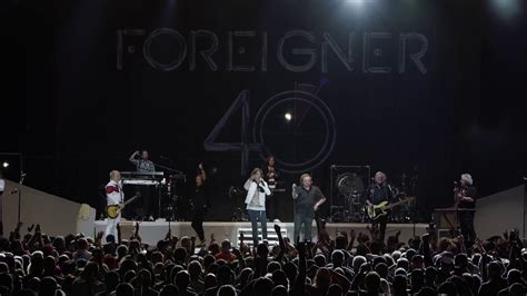Foreigner Reunite To Perform 'i Want To Know What