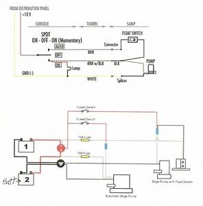 Shoreline Marine Bilge Pump 3 Way Switch Wiring Diagram