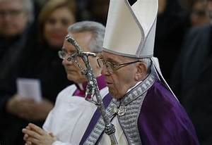 Pope accepts resignation of bishop after ordering priests ...