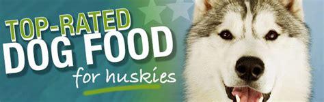 dog food  siberian huskies