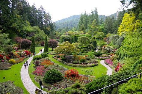 Gardens Bc - butchart gardens columbia roversoffremont
