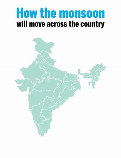 Monsoon India Kerala Date Southwest Monsoons Imd