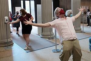 In Pictures  Here U0026 39 S What It Looks Like To Visit A New York City Museum After Six Months Of
