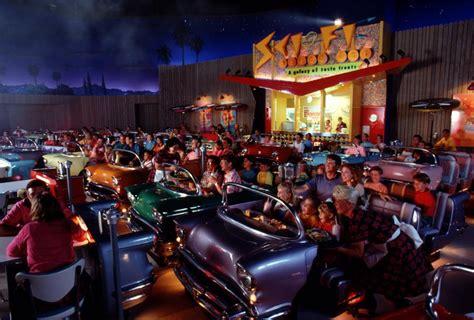 sci fi dine  theater restaurant disneys hollywood