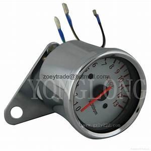 Odometer Speedometer Rev Meter Tachometer Gauge Motorcycle