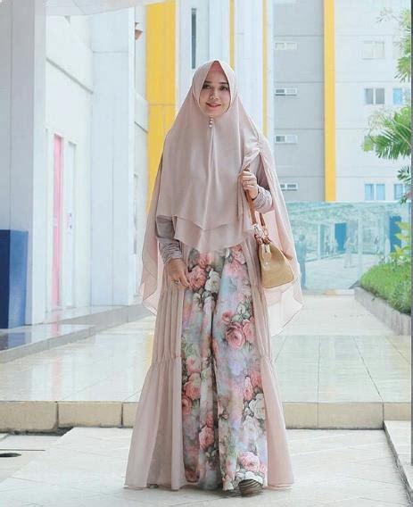 model busana muslim wanita terbaru  model baju muslim terbaru
