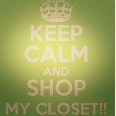 calm and shop my closet any from s closet on poshmark