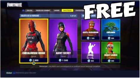 Skin fortnite png chevaleresse rouge