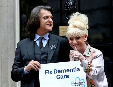 Barbara Windsor in rare outing with husband Scott as they ...