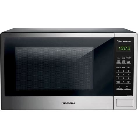 9 best microwave ovens countertop microwaves 2018 panasonic stainless steel countertop microwave oven best