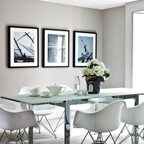 Gray Dining Room Ideas by 15 Contemporary Monochromatic Dining Room Designs Rilane