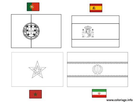coloriage fifa coupe du monde  groupe  portugal