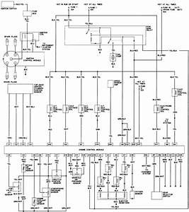 Eb6be 1993 Honda Wiring Diagram