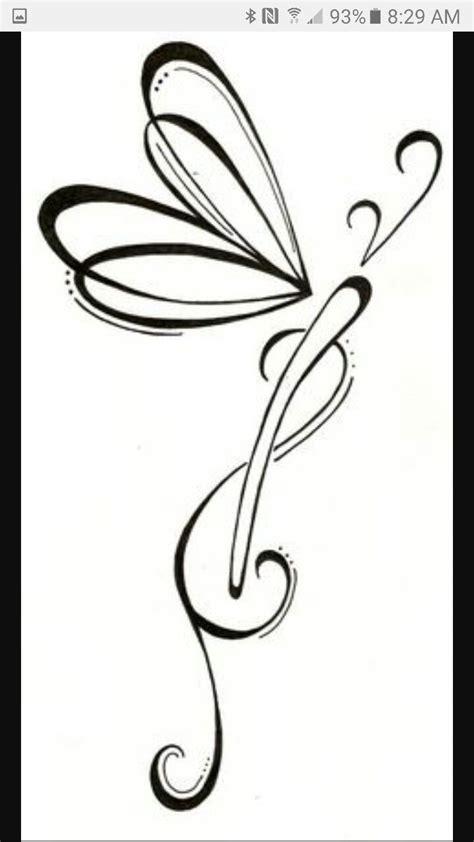 farfalla fiori  papavero tatouage coccinelle