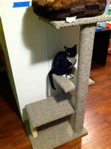 how to build a cat tower how to build a diy cat tree how tos diy