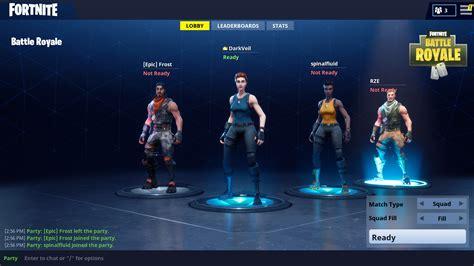fornites latest patch kicks  battle royale mode vg