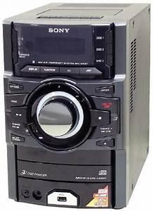 Fallas Usb En Equipos De Sonido Sony