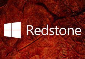 redstone kolejna odsłona systemu windows już w przyszłym