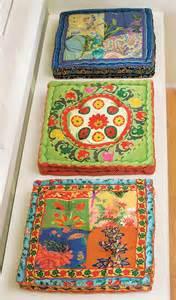 bohemian pillows boho pinterest