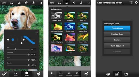 photoshop apps for iphone best photo editing apps for iphone imore