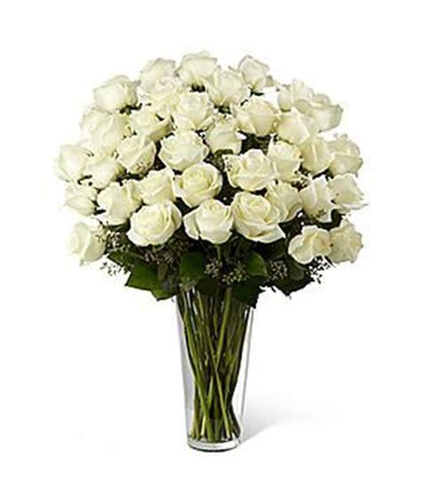 wedding anniversary flowers white rose bouquet
