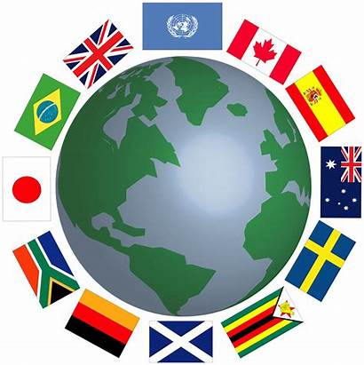 Clipart Flags Around Country Flag Cliparts