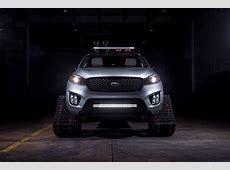 New Kia Sorento Interior Design Revealed in First Teaser