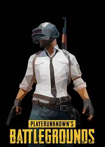 PUBG Poster W Name Of Game By FarrukhB On DeviantArt