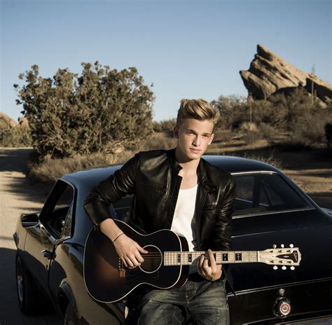 Interview With Cody Simpson Acoustic Sessions Tour