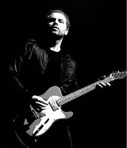Telecaster 3972 Thinline Jonny Buckland Coldplay