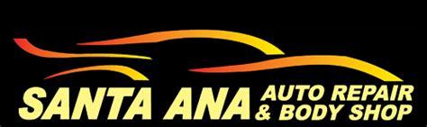 santa ana auto repair body shop grand opening