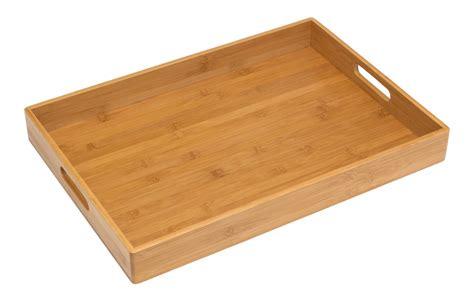 solid bamboo tray lipper international