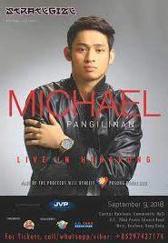 Watch Concert: Michael Pangilinan LIVE! In Hongkong ...