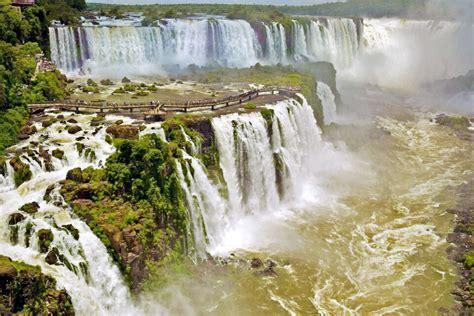 argentinien  tage natur erleben iguazu wasserfaelle