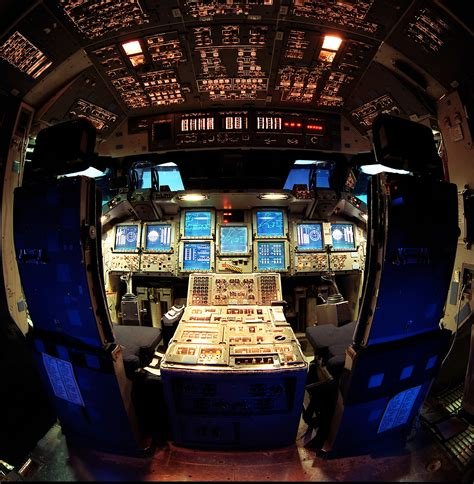 nasa glass cockpit image library