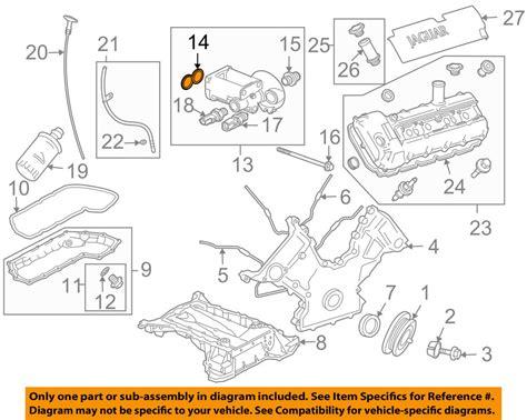 Jaguar Xj8 Engine Diagram by 2004 Jaguar Xjr Supercharged Engine Diagram Wiring Library