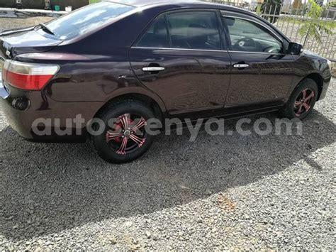 Buy Used Toyota Premio Other Car In Nairobi In Nairobi