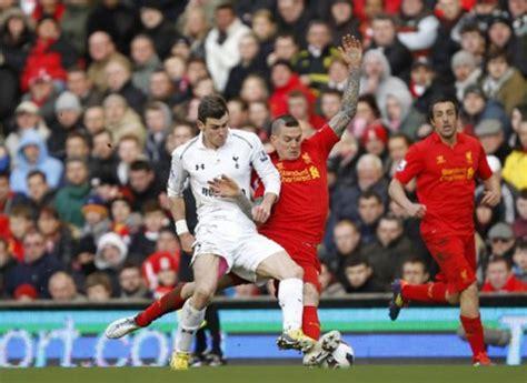 Soccer – Barclays Premier League – Liverpool v Tottenham ...