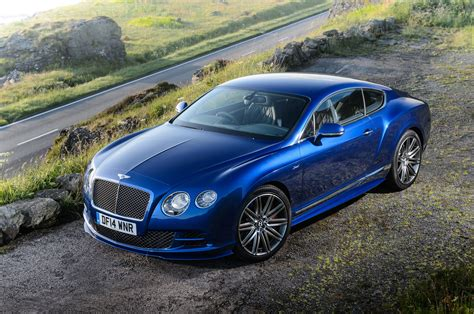 2018 Bentley Continental Gt Speed Coupe Top View Photo 12