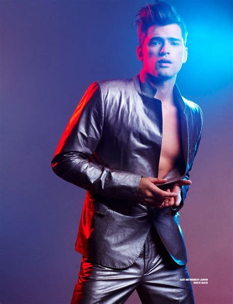 sean opry  flawless  dsection  cover shoot