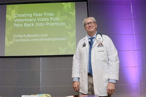 small animal talk dr marty becker  fear  vet visits