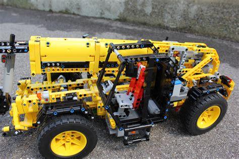 lego technic 42030 c model 42030 telehandler lego technic mindstorms model team eurobricks forums