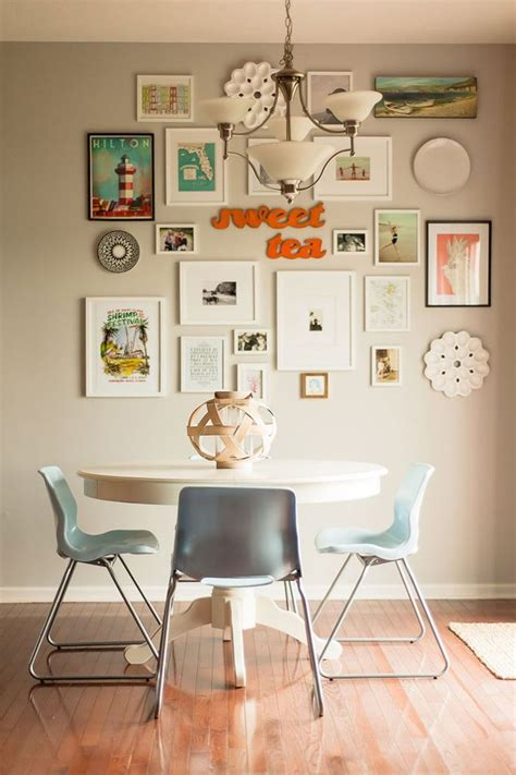kitchen gallery wall mirrored dining room tables is also a of mirror