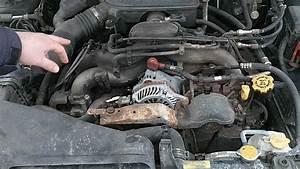 Subaru P0302 Cylinder 2 Misfire Code