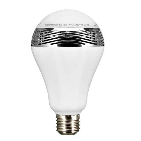 bluetooth light bulb wireless bluetooth smart led light bulb audio